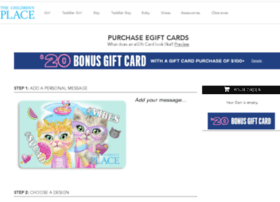 childrensplace.cashstar.com