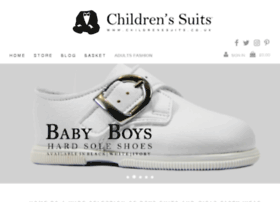 childrenssuits.co.uk