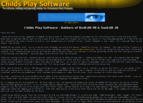 childs-play-software.co.uk