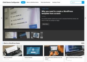 childthemeconfigurator.com