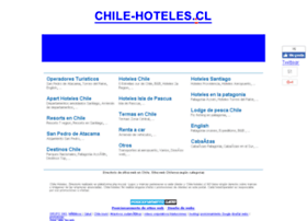 chile-hoteles.cl