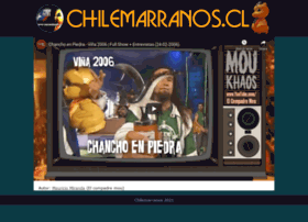 chilemarranos.cl