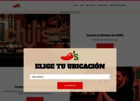 chilis.com.mx