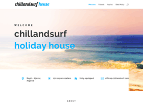 chillandsurfhouse.com