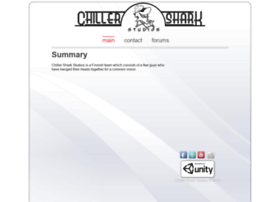 chillershark.com
