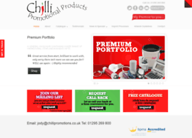 chillipromotions.co.uk