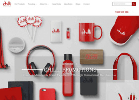 chillipromotions.com.au