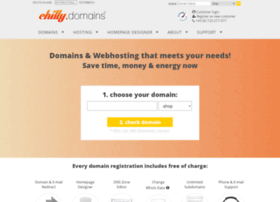chillydomains.com