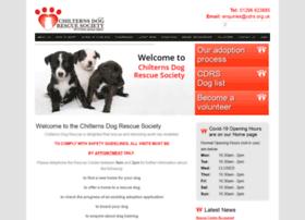 chilternsdogrescue.org.uk