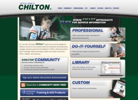 chilton.cengage.com