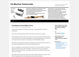 chimachinetestimonials.wordpress.com