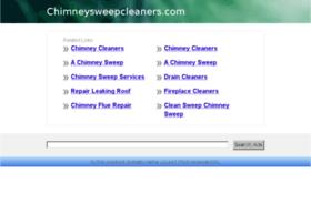 chimneysweepcleaners.com