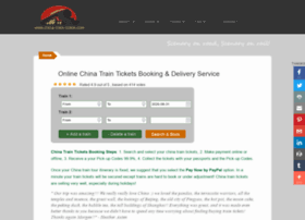 china-train-ticket.com