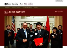 china.bryant.edu