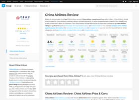 chinaairlines.knoji.com