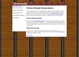 chinadiesel.net