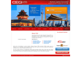 chinaexecutivegroup.com