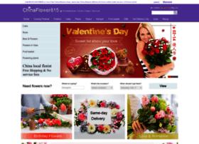 chinaflower815.com