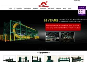 chinafoammachine.com