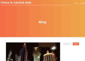 chinaincentralasia.com
