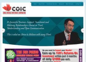 chinainvestcorps.com