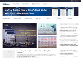 Chinaknowledge.com