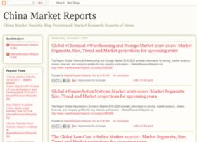 chinamarketreports.blogspot.in