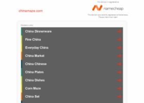 chinamaze.com