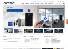 chinanordson.com