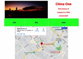 chinaonelafayette.com