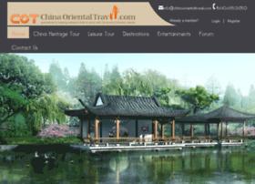 chinaorientaltravel.com