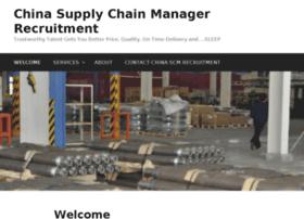 chinascmrecruitment.com