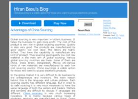 chinasourcing.mywapblog.com