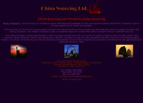 chinasourcingltd.com