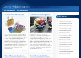 chinawholesalers.com