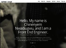 chinenyemportfolio.firebaseapp.com