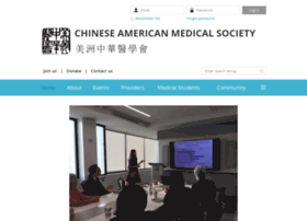 chineseamericanmedicalsociety.cloverpad.org