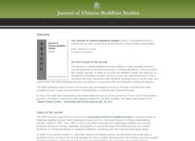 chinesebuddhiststudies.org