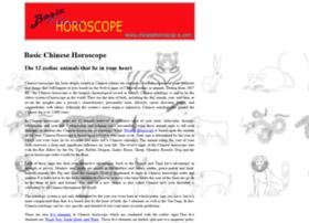 chinesehoroscop-e.com
