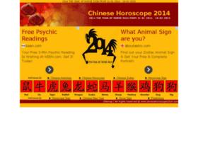 chinesehoroscope2014.com