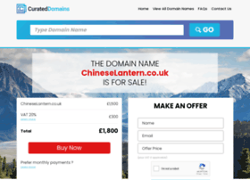 chineselantern.co.uk