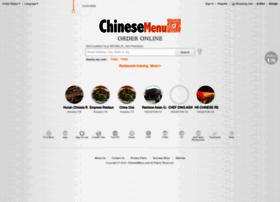 chinesemenu.com