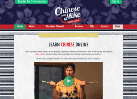 chinesewithmike.com