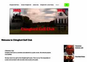 chingfordgolfclub.org.uk