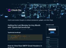 chinhdo.com