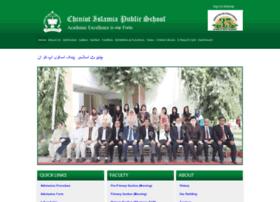 chiniotschool.edu.pk