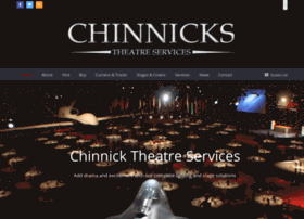 chinnicktheatreservices.com