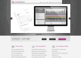 chinook.cronsync.com