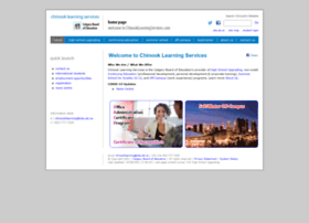 chinooklearningservices.com
