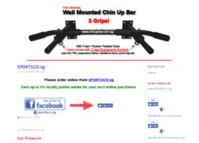 chinupbar.com.sg